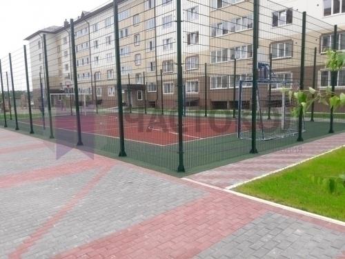 Ограждение для спортивных, детских площадок